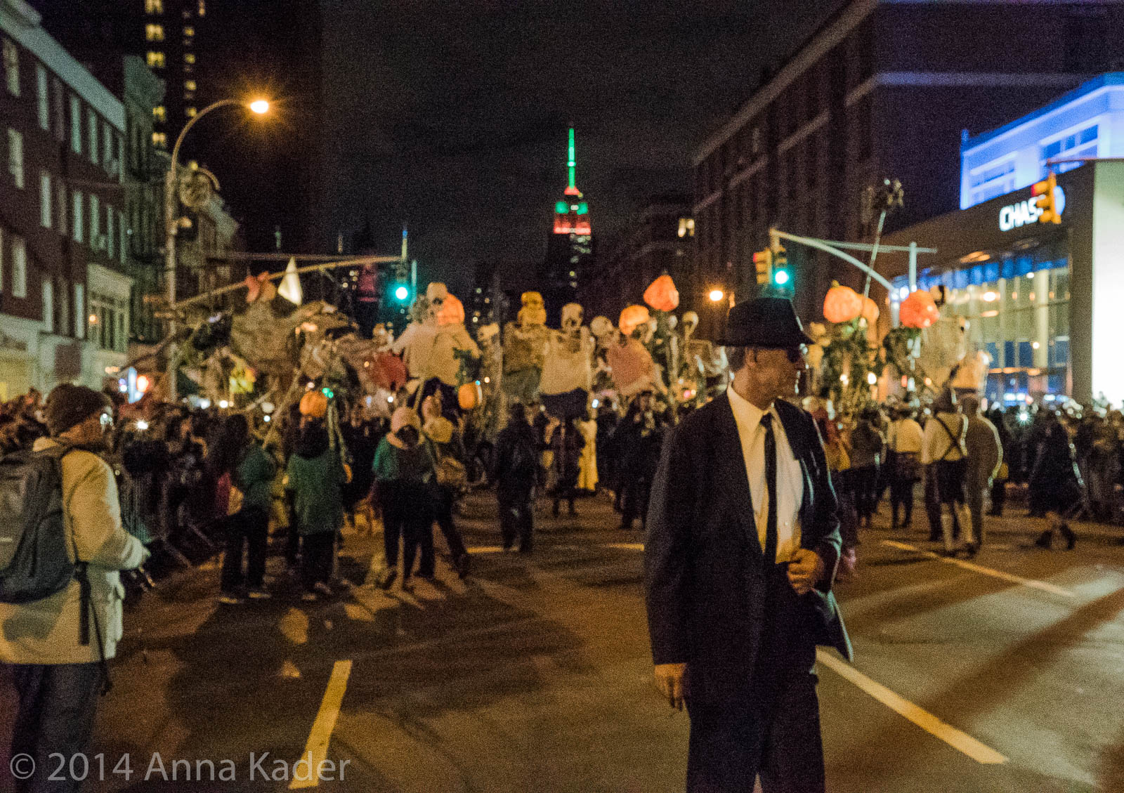 2014 Village Halloween Parade NYC
