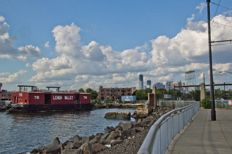 Waterfront Barge Museum - Red Hook, Brooklyn NY